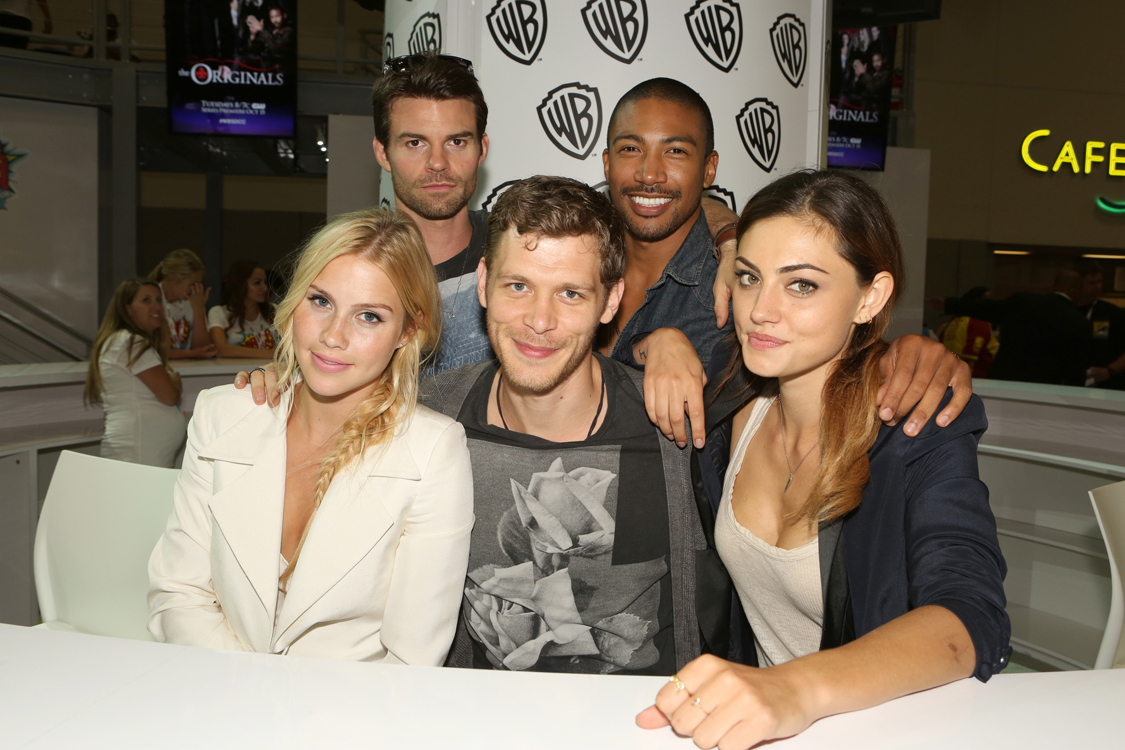 The Originals at SDCC: Photos from Q&A Panel and Signing