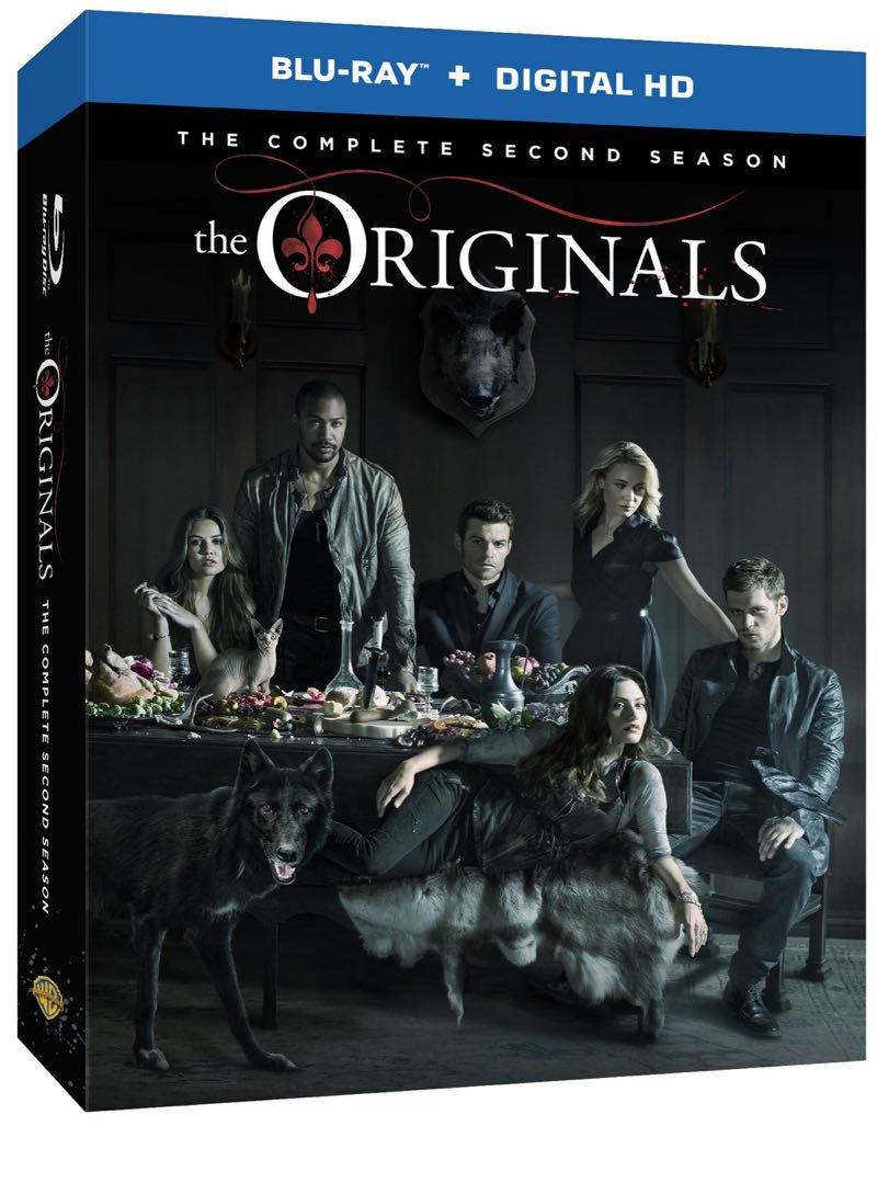 DVD Season 2