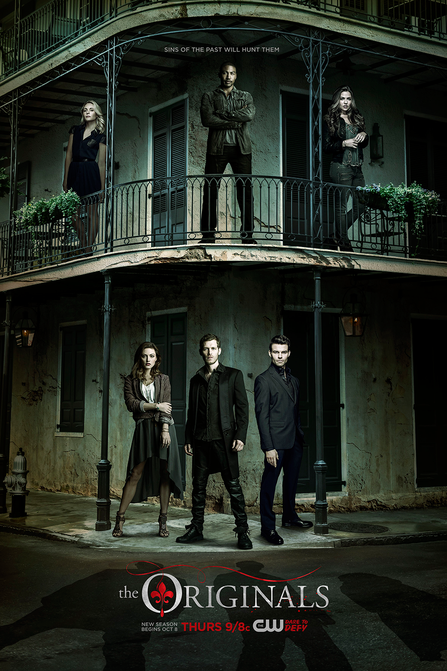 """NEW Originals Season 3 Promotional Poster """"Sins of the ..."""